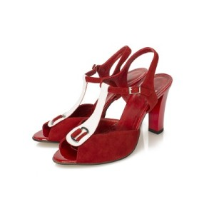 sandale-dama-rosu