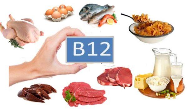 vit b12 și pierderea în greutate)