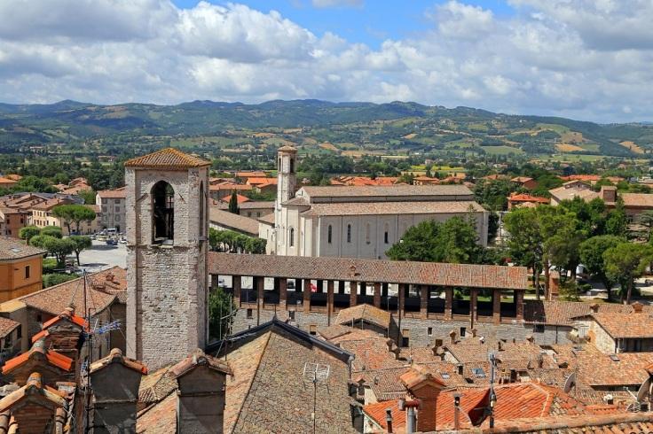 Gubbio-Italia-Farmecul-Umbriei