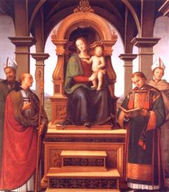 Pietro_Perugino_Virgin_Mary_and_Saints